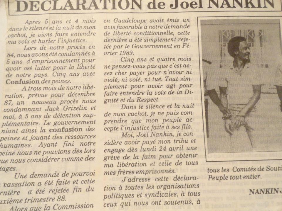 Joël Nankin - Talan An Nou